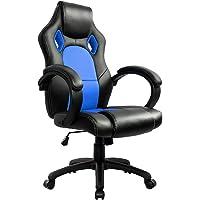 IntimaTe WM Heart Gaming Stuhl Chair, Hoch Rücken Ergonomischer PU Leder