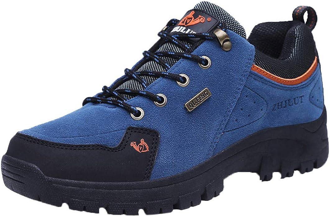 LANSKRLSP Scarpe da Escursionismo Arrampicata Sportive All aperto Trekking  Sneakers da Donna Uomo 389aa7b8310
