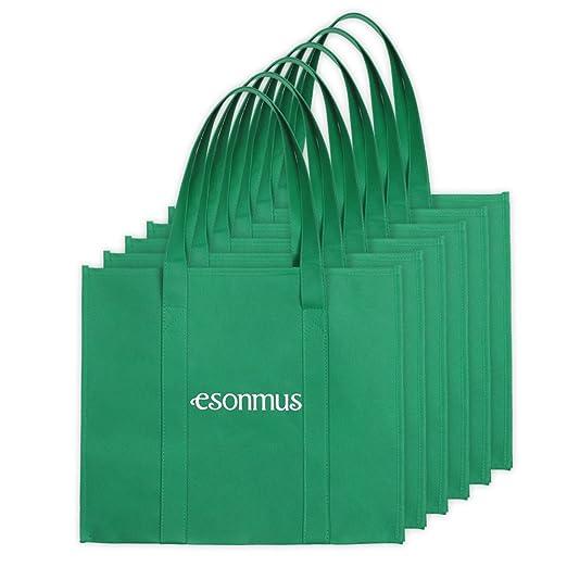 DRhomehouse Esonmus 6pcs / Set Bolsas de supermercado ...