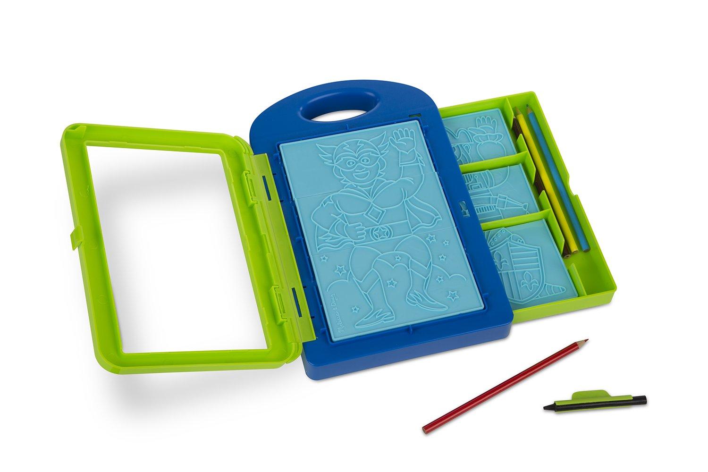 Melissa & Doug - Kit para Dibujar, Adventure Design Activity Kit ...