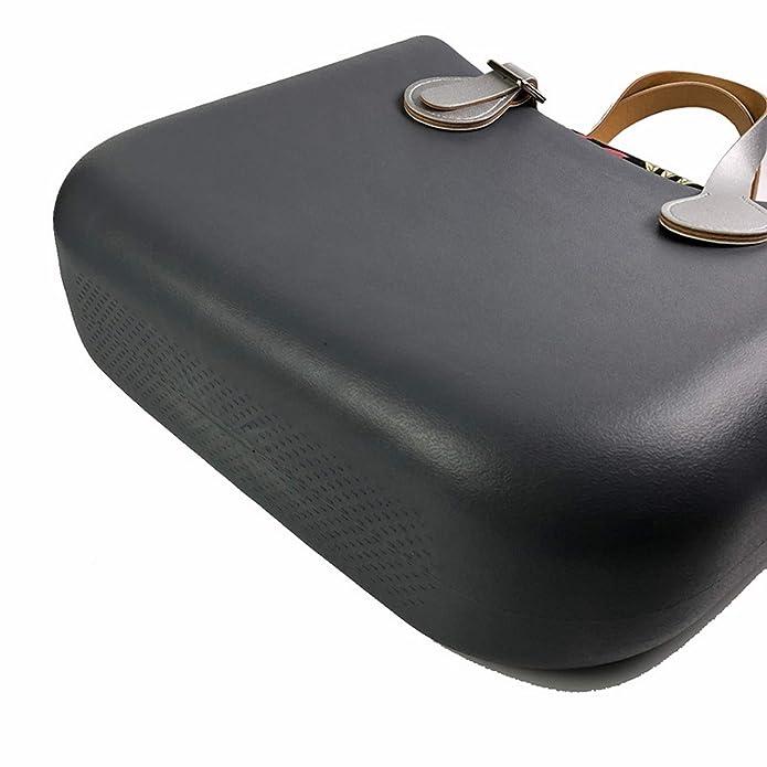 Amazon.com: Bolso de goma de silicona para mujer, de tamaño ...