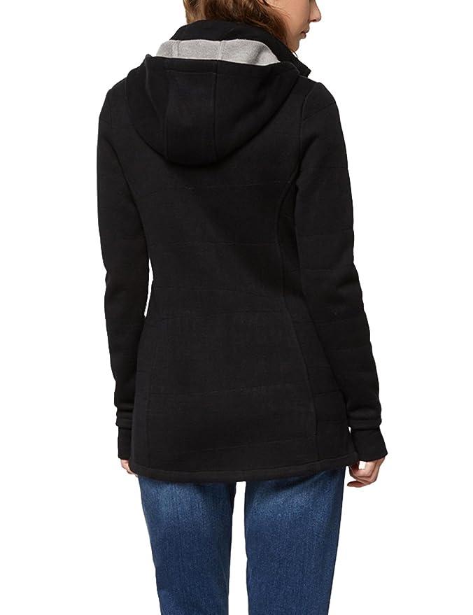 Bench Long Jacket Quilted, Abrigo para Mujer: Amazon.es: Ropa y accesorios