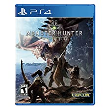Monster Hunter World - PlayStation 4 - Standard Edition