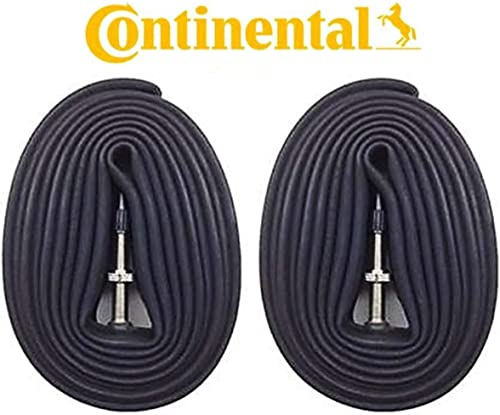 Continental New 2 Pack 26, 27.5, 29 Presta Valve MTB Bike Inner Tubes