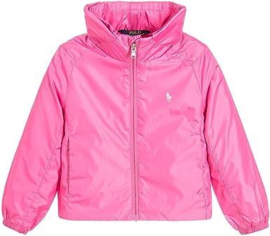 Beide Girls Jackets Coats Lightweight Windbreaker Heart Print