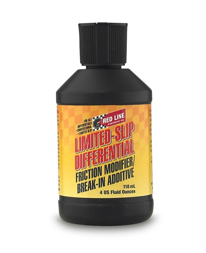 Red Line 80301-12PK Limited Slip Friction Modifier - 4 Ounce, (Pack of 12) by Red Line