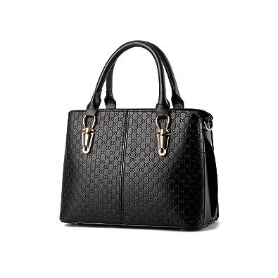 Garden Prom Women Handbags Top-handle Bag Tote Leather Ladies Bag ...