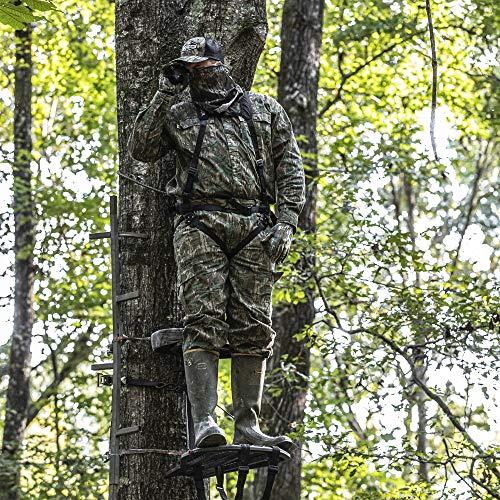Mossy Oak Cotton Mill 2.0 Long Sleeve Camo Hunting Shirts for Men