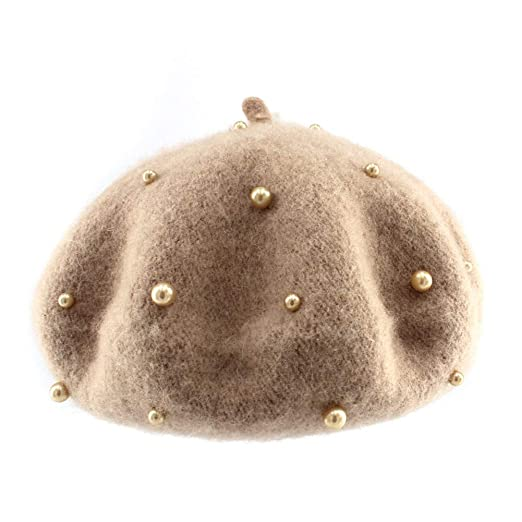 147a86a6e04df Kids Girls' Beret Cap Outdoor Hats Flat Caps Girls' Headwear Autumn Winter  Spring Summer