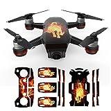 RCGEEK DJI Spark Decal Drone Wrap Skin
