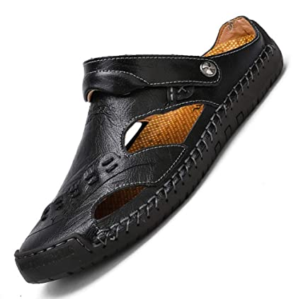 077919579e2a6 Amazon.com : GHFJDO Men Outdoor Sandals, Summer Open Toe Athletic ...