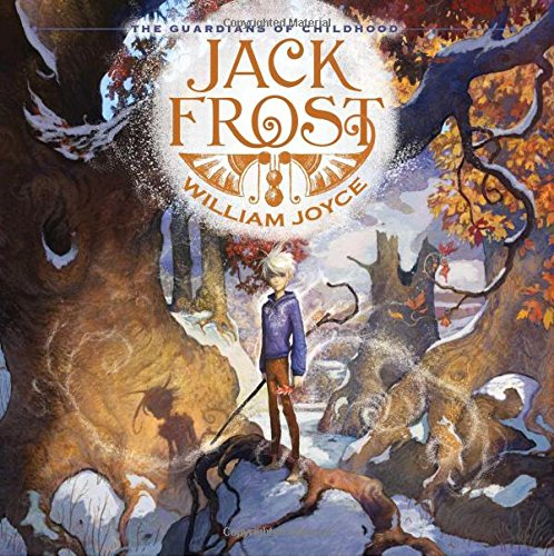 The Guardians of Childhood Jack Frost BOOK