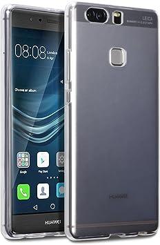 Huawei P9 Plus Funda Protectiva de Silicona Gel TPU estrecha: Amazon.es: Electrónica