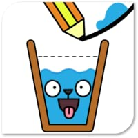 Happy game - Make Game Happy Glass By Draw lines (No Ads)