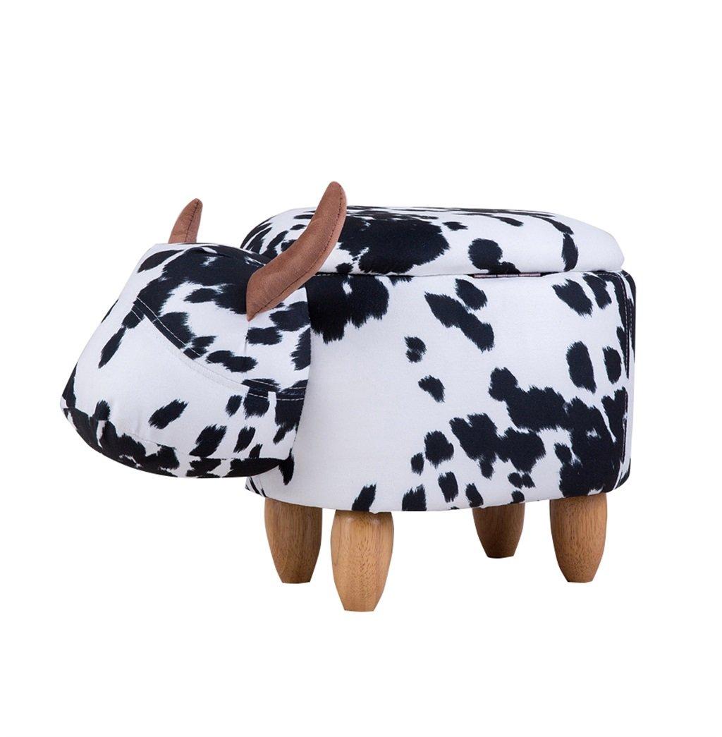 YYdy-Polsterhocker Creative Change Schuhe Hocker Home Storage Test Schuhe Footer Storage Chair Bench (Länge  63cm, Breite  33cm, hoch 36cm) (Farbe   B) D