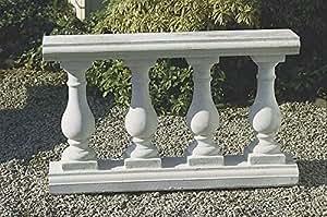 balust Raden de bloque, brüstung, barandilla piedra