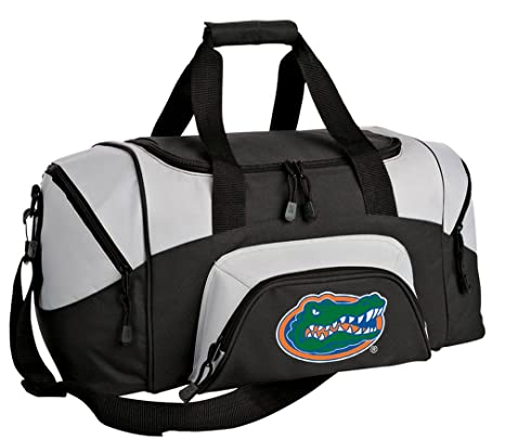 1f270cfef2 Amazon.com   Broad Bay Small Florida Gators Duffel Bag University of  Florida Gym Bags or Suitcase   Sports   Outdoors