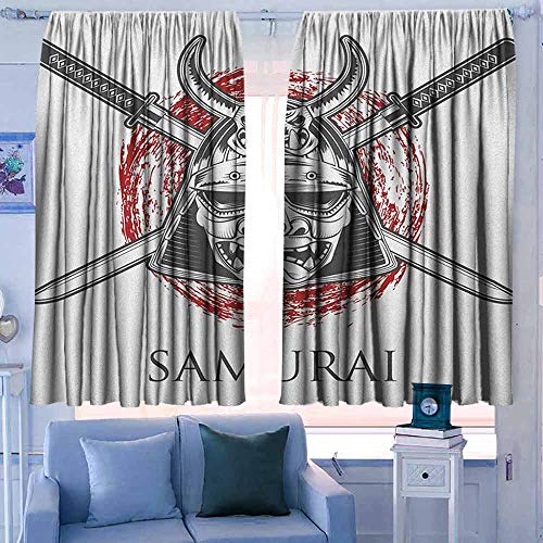 Lovii Insulating Blackout Curtains 42