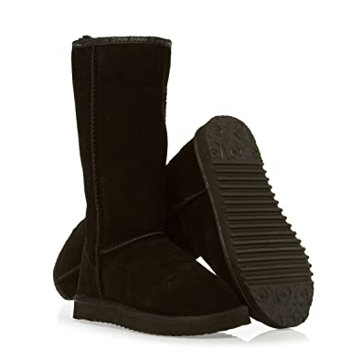 d1a5f1f7fe Ukala By Emu Womens Womens Sydney High Boots in Black - UK 4: Amazon.co.uk:  Shoes & Bags