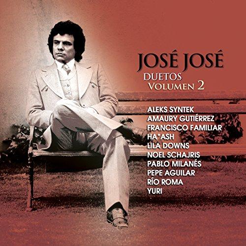 ... José José Duetos Volumen 2