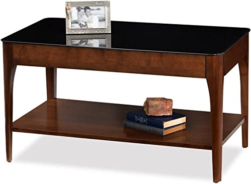 Leick Furniture Obsidian Coffee Table