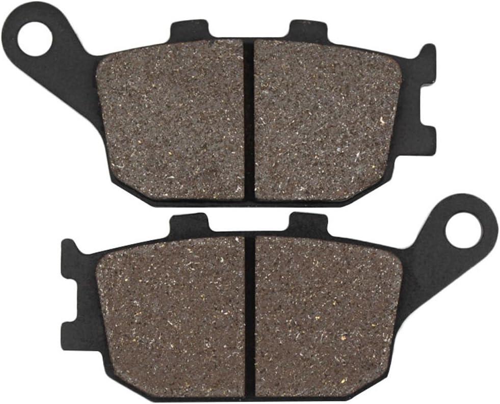 Cyleto Front and Rear Brake Pads for Honda CBR 600RR CBR600RR CB R600 RR 2003 2004