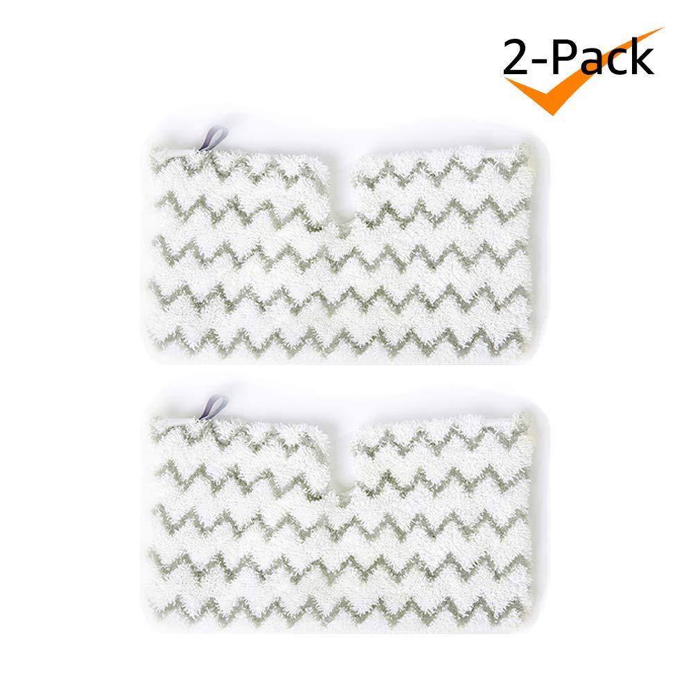 Bonus Life Steam Mop Pads for Shark S3501 S3550 S3601 S3601D S3801 S3901 S3901D SE450, 2 Pack