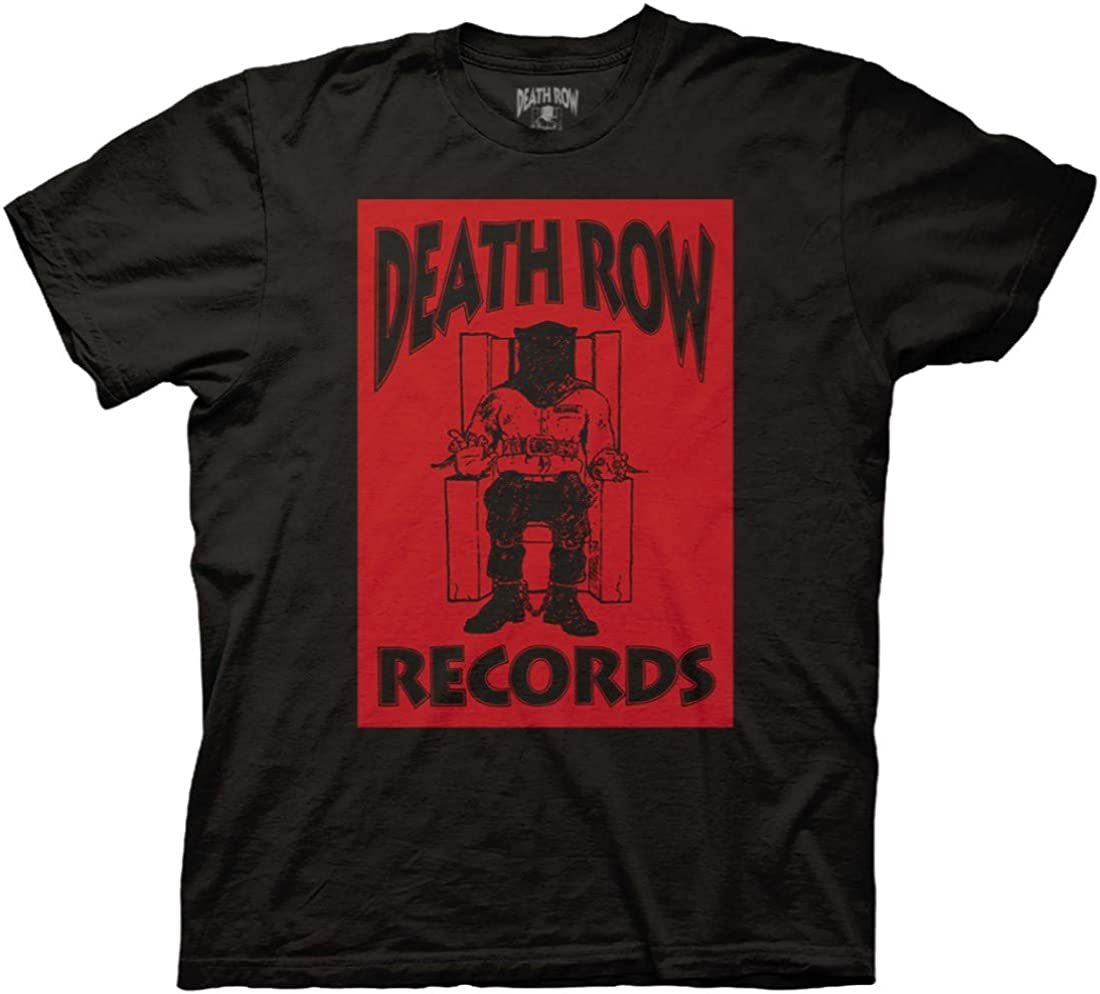 Ripple Junction Death Row Records Adult T-Shirt