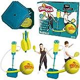All Surface PRO Swingball Tetherball – Portable Tetherball Set