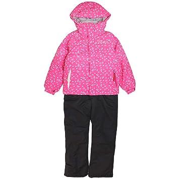 a9aab019d20e9 BINZART(バンザート) スキーウェア 女の子 ジュニア 子供 スノーウェア 231115 ピンク 120cm