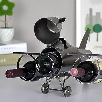 FAFZ-Porta vasos de champán, estante de vino Red Wine Racks estilo europeo creativo