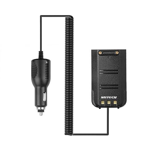 Amazon.com: nktech Cargador de Coche Batería Eliminator para ...