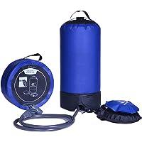 Ducha de presión, Ducha de camping, 15 litros