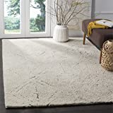 Safavieh Casablanca Collection CSB212A Ivory and Multi Area Rug, 6′ x 9′ Review