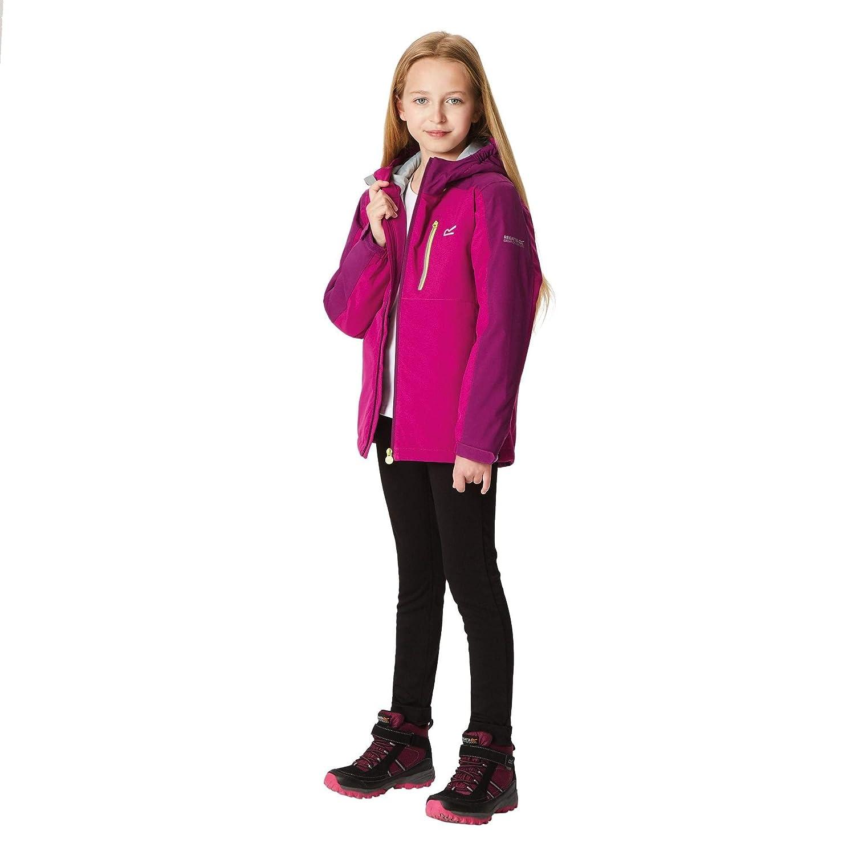 b1cf61f1572c Regatta Children s Aptitude Iii Waterproof and Breathable Insulated ...