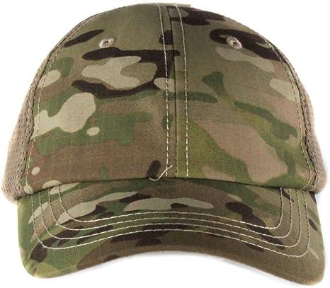 CONDOR Tactical Baseball Cap Baumwolle Einheitsgrösse Militär Multicam Tropic