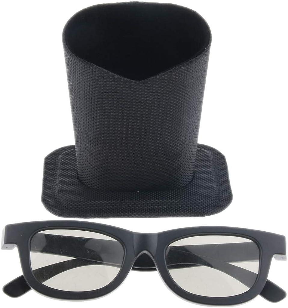 Sharplace Modern Anti-Scratch Stand Up Glasses Holder Desktop Eyeglass Holder
