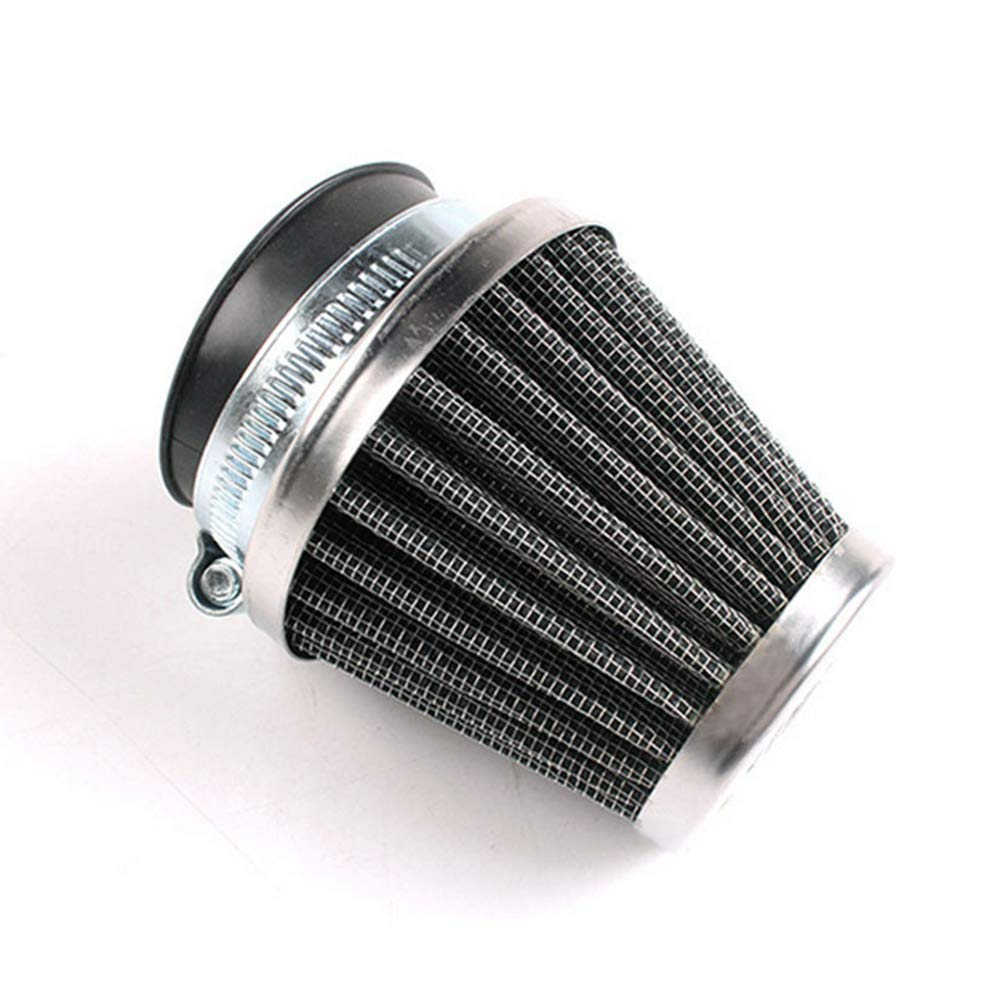 OPSLEA Air Filter Universal Motorcycle Modified Filter Intake Gas Fuel Filter Dirt Bike Motorcycle