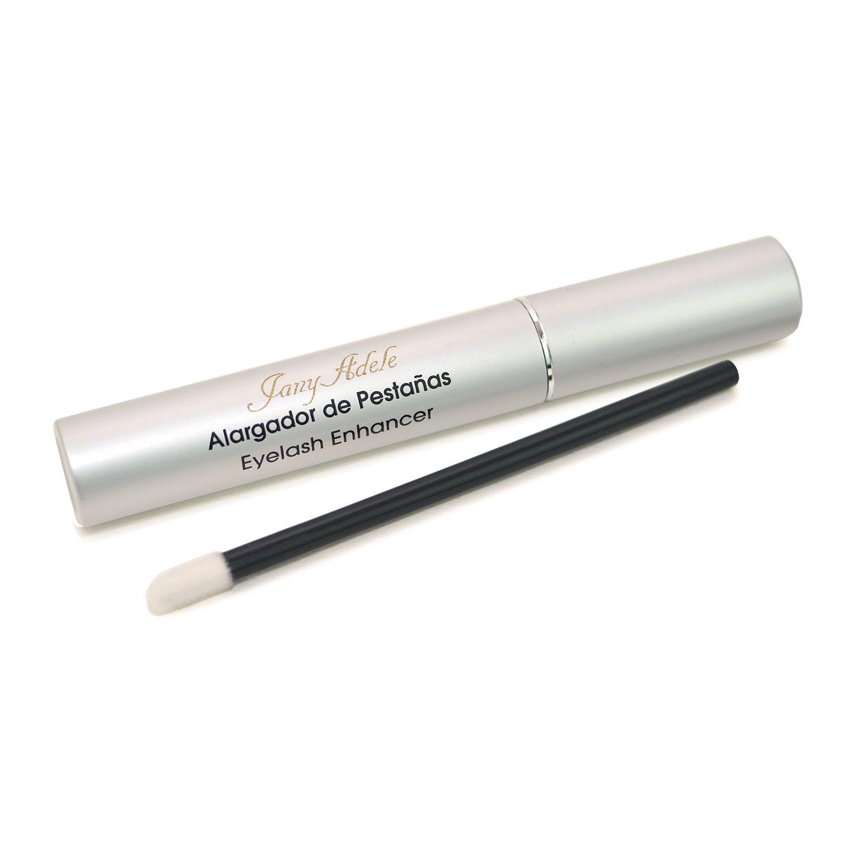 Amazon.com: JanyAdele 3D Eyelash Growth Enhancer with FREE Eyebrow Brush Applicator! - MORE Serum Oil - 100% Natural Vitamins - No Eye Irritation - Say ...