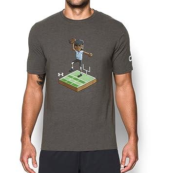 5de28a84 Amazon.com : Under Armour Men's UA 8-Bit Cam Newton T-Shirt : Sports ...