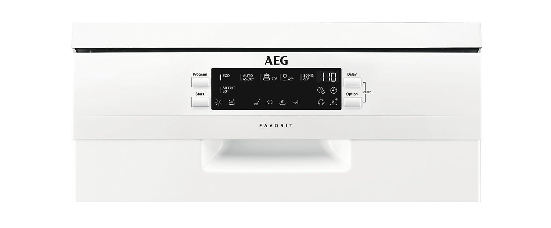 AEG FFB62400PW Independiente 9cubiertos A++ lavavajilla ...