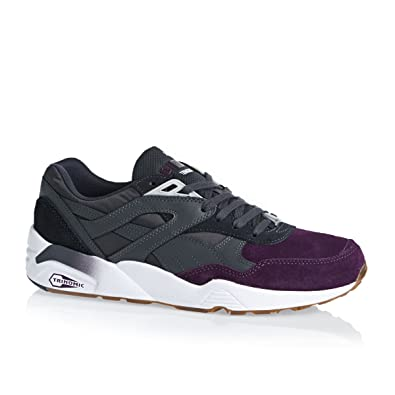 Puma R698 Blocked Women Sneaker Black Brown Size: 11 UK