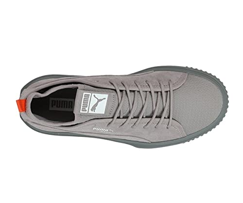 a18dd4df247 Puma Breaker Mesh FOF Grey  Amazon.in  Shoes   Handbags