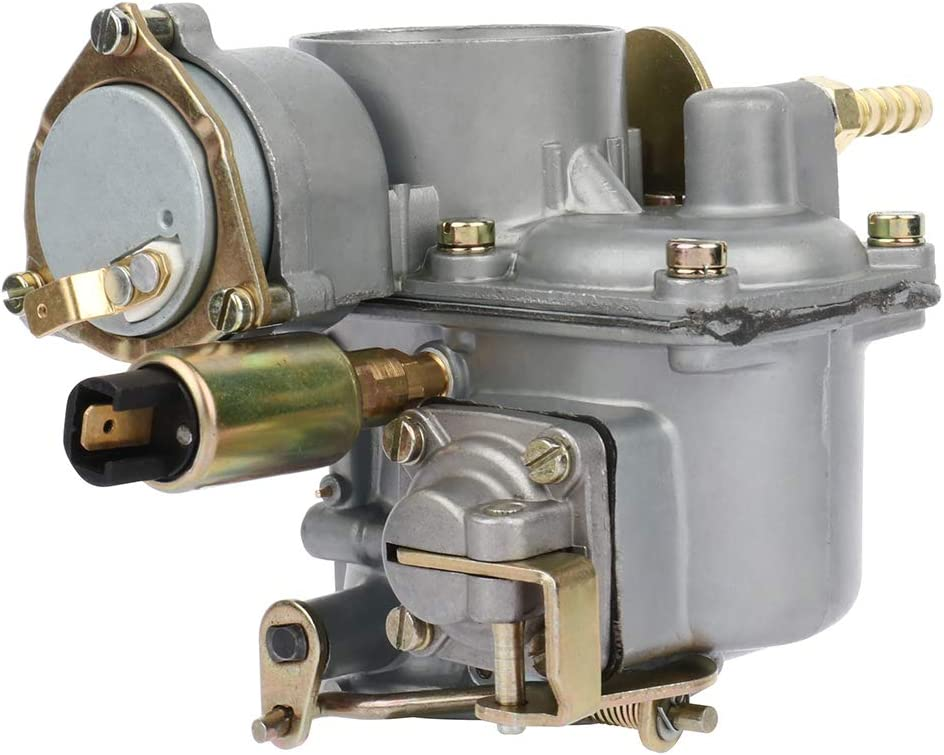 ECCPP New Carburetor Carb Fit For VW Beetle Bug Bus 30 PICT-1 Carburetor Kit Electric Choke 113129027F Carb