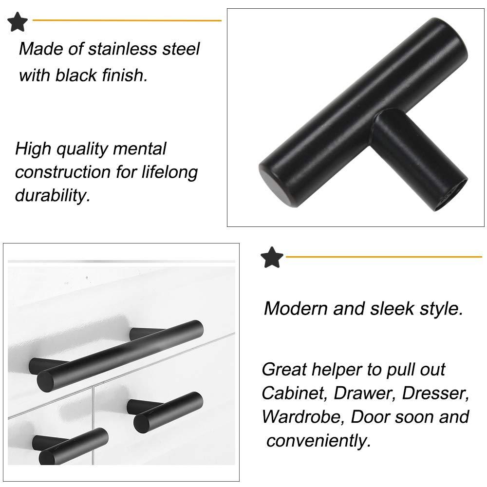 Amazon.com: Probrico - Tiradores de acero inoxidable para ...