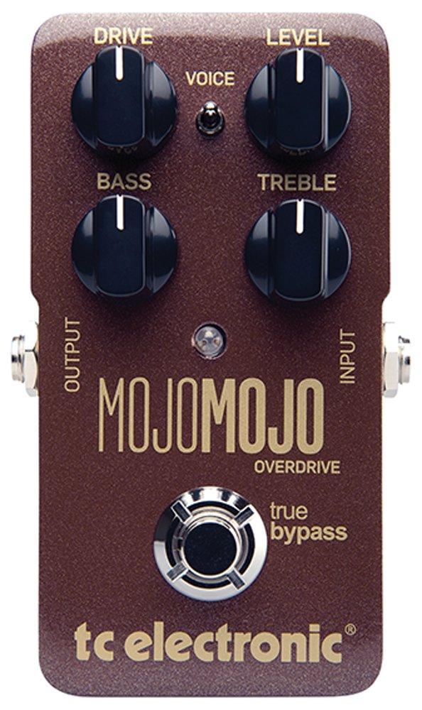 TC Electronic MojoMojo Overdrive Pedal by TC Electronic