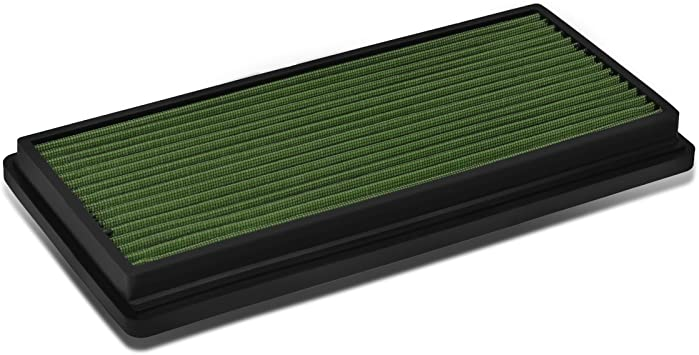 Fits Jeep Cherokee 1996-2001 K/&N Performance High Flow Replacement Air Filter