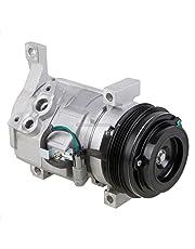 AC Compressor & A/C Clutch For Chevy Silverado Suburban Tahoe Avalanche Express GMC Sierra