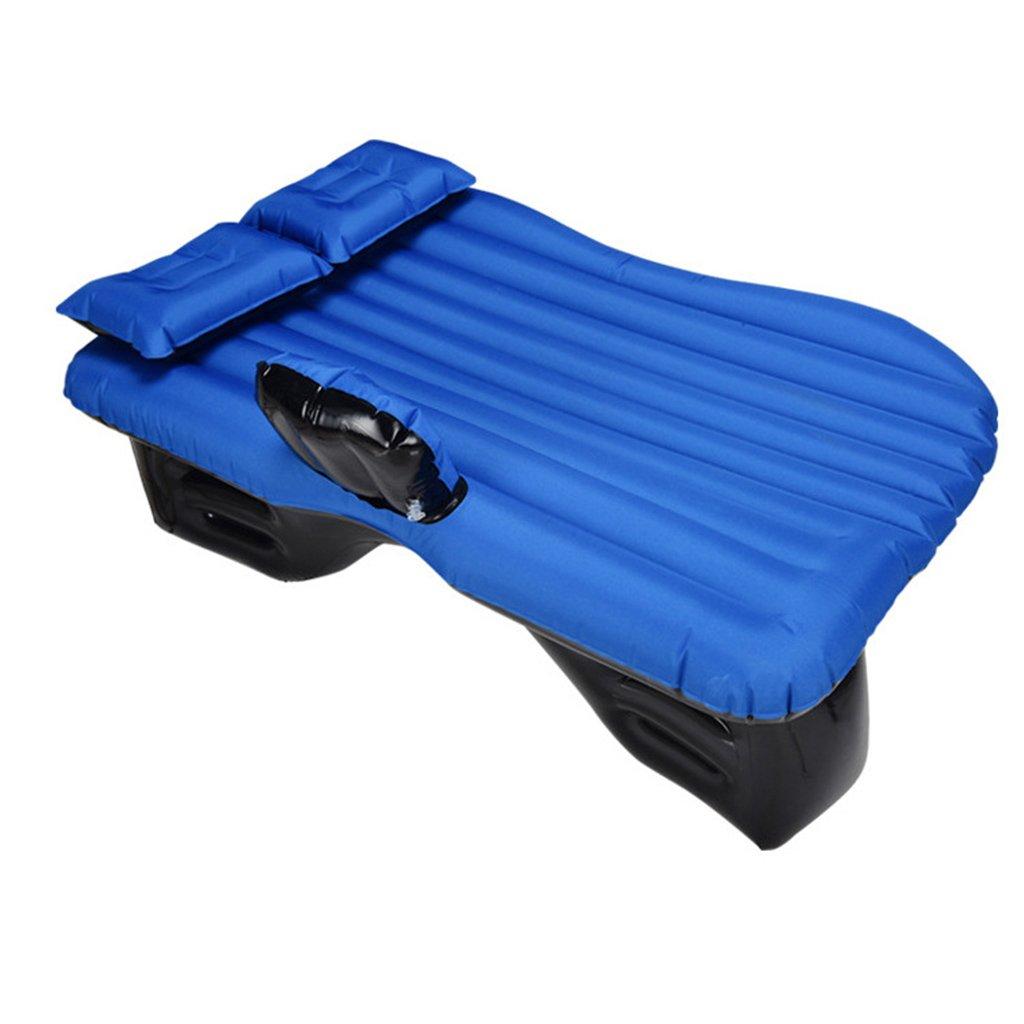 Premium-Queen-Größe-Doppelbett Air Bed Orange Beige Erweiterte Couch Matratze Für Limousinen Und Trucks Camping 135  85  45 Cm