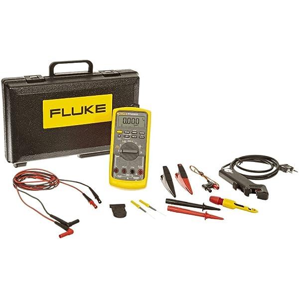 For 190 Series II ScopeMeter Fluke SCC298 Automotive Troubleshooting Kit